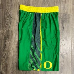 Oregon Ducks Basketball Shorts